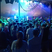 Lighting for Alive 2014 Dance Party