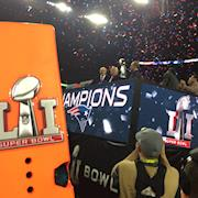 PylonCam 2.0™ at Super Bowl LI Celebration