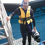 Australia Underwater filming