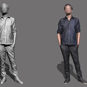 Photogrammetry 3D Scan Clean up