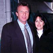 Rhonda styled Joe Montana for his induction into the Pro Football Hall of Fame