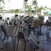 AM Rehearsal- Tanglewood 2013 with the Linn University Orchestra - Boca Raton, FL
