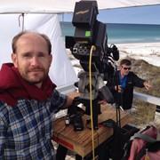 About to shoot food, Grayton Beach