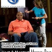 Celebrity NBA superstar, Charles Barkley