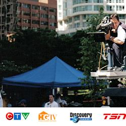 Digital Light Productions Camera Operator Services Vancouver, BC Canada