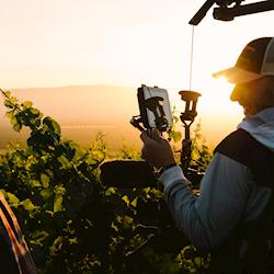 We never complain. Especially when we're filming in Napa. Jake Mitchell EZ Riggin'.