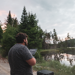 Out with our favorite drone op, capturing some of Maine's beauty.