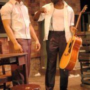 """Scene from August Wilson's """"Seven Guitars"""""""