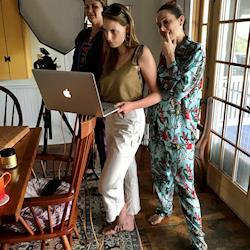 The Select 7: monitor check w/ Tata Harper &  photographer Erica Allen