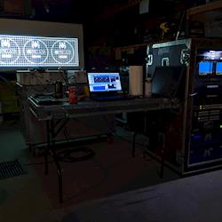 Spyder Video Processing & Projection Blend Testing