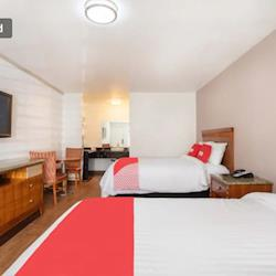 OYO Hotel Palmdale CA - Two Queens 2
