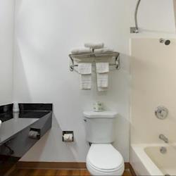 OYO Hotel Palmdale CA - Washroom
