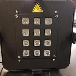 U-BLA- (Wildfire) VioStorm VS-120 120w 365mm LED UV Fixtures 10 Degree
