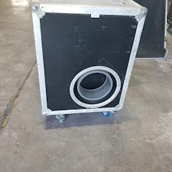 U-FOG- (Ultratec FX) LSG MKII Low Fog Low Pressure System in Case