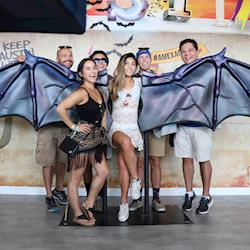 Bat Wing Sculpture, ACL 2018