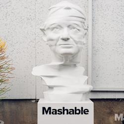 Foam Sculpture, Mashable 2018