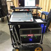 ProTools Music Playback Cart