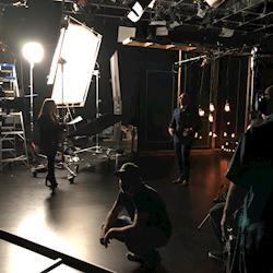STUDIO A (Directed by Oscar Linares)