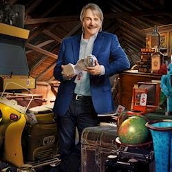 """Celeb Comedian, Jeff Foxworthy Host of A&E Network's """"What's It Worth"""" Hair and Makeup: Meredith Boyd Cosmetics"""