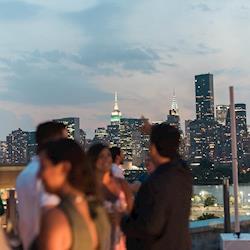 Outdoor Terrace evening