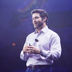 Hair & Makeup for Jeff Weiner for LinkedIn 2019 Talent Connect, Dallas, Texas