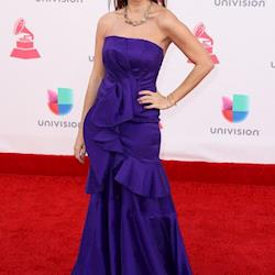 Makeup for Kika Rocha for 2017 Latin Grammy's, Las Vegas, NV