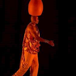 Makeup for Cirque du Soleil One Drop 2016, Las Vegas, NV