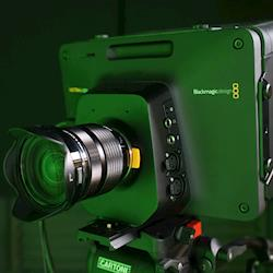 Black Magic Ultra 4K Camera