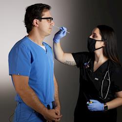 Flugent PCR Nasal Swab Test