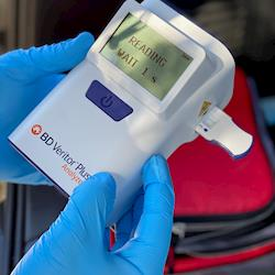 BD Veritor Plus System for Rapid Testing
