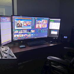 vMix Control Room