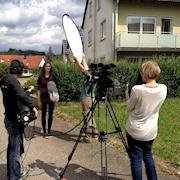 Interviews. Wemding, bavaria
