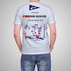 T Shirt Regatta Design