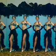Black Follies Showgirl Grouping