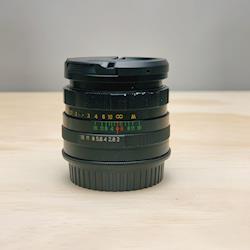Helios 58mm F/2.0