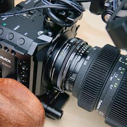 BGH1 Box Cinema Camera