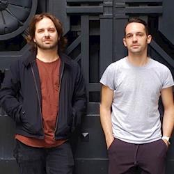 Composing Duo Adam Robl + Shawn Sutta, Audiocastle co-founder