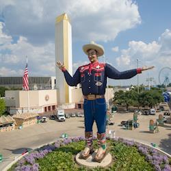 Big Tex, Dallas Fair Park