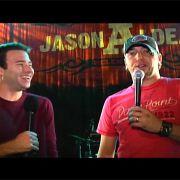 CMT Top 20 Countdown of Jason Aldean. Makeup by Candace Corey