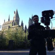 Hogwarts Castle for Universal Studios Japan spots
