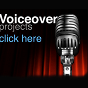 Voiceover work for online and radio ads
