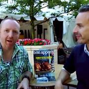 Interviewing Adam Rappoport Editor Bon Appetit Magazine Feast Portland