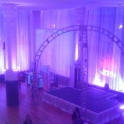 Kimora VIP Party Sound, Lighting, Projection, Staging and Truss Suspension Rigging