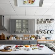 Studio Kitchen Overheads