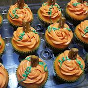 Festive Vegan Cupcakes