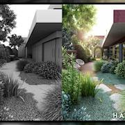 Landscape Garden Visualization