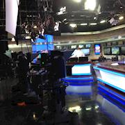CBS studio re-light