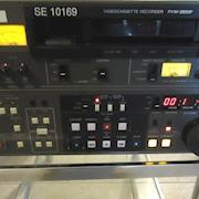 SONY PVW-2800P Studio Video Cassette Player / Recorder Betacam SP PAL