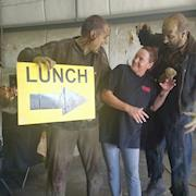 ZOMBIE LUNCH