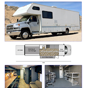 The Ultimate DP Lounge / Camera Truck
